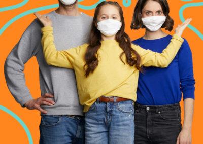 Schutz vor Viren, Bakterien, Feinstäuben, Pollen und Mikroplastik